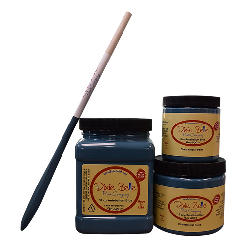 Antbellum Blue Chalk Mineral Paint