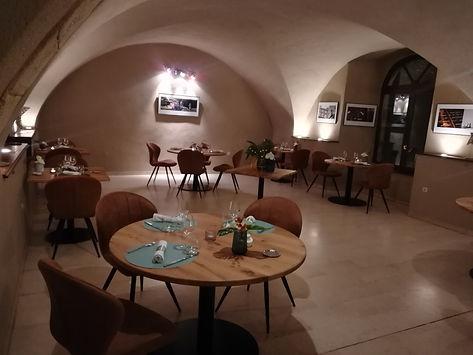 restaurant aubenas, les Coloquintes