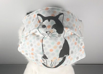 Fabric Face Mask- Cat