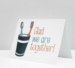 Glad We are Together