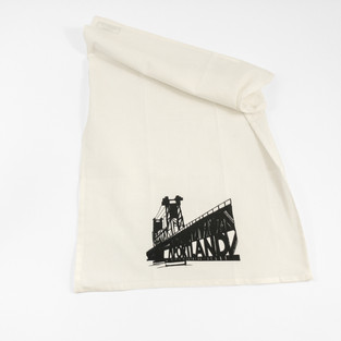 Steel Bridge Tea Towel