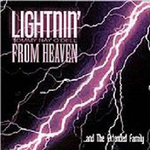 Lightnin' From Heaven-CD