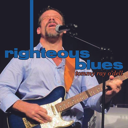 Righteous Blues-CD