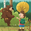 Thumbnail: Compare Bear's Double Dare: Hardback Book