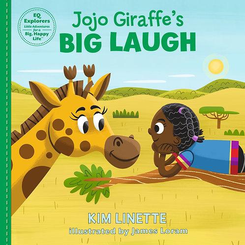 Jojo Giraffe's Big Laugh