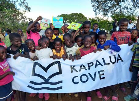Kadzakalowa Community Celebrates Life-Changing Library in Malawi
