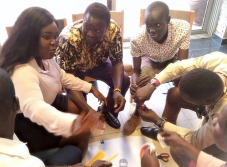 South Sudanese youth visit Rwanda and take a stand against hate