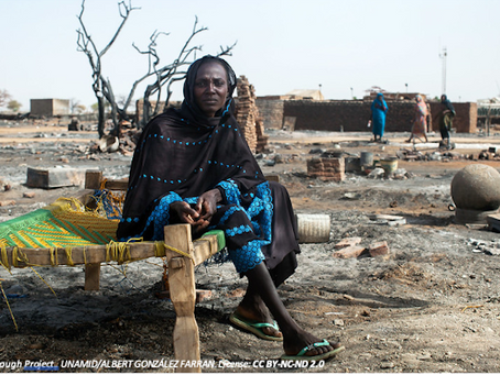 Discrimination and Hate Speech Fuel Violence in Sudan: Report and UPR Submission