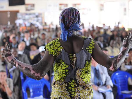 Gender-based violence is identity-based violence.