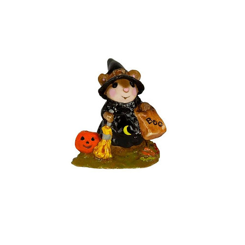Mini Witchy Boo! by Wee Forest Folk