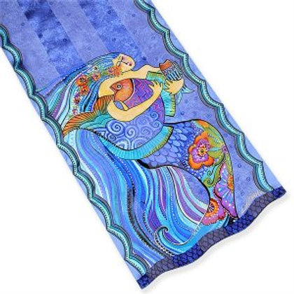 Mermaid Silk Scarf