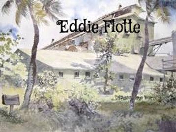 Return to Sender original watercolor by Eddie Flotte