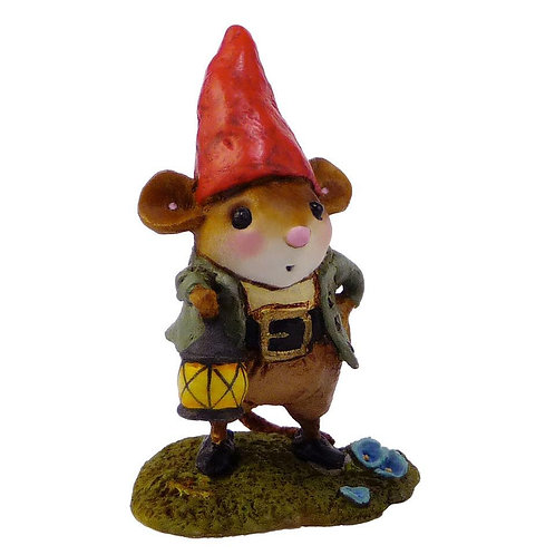 Garden Gnome by Wee forest Folk