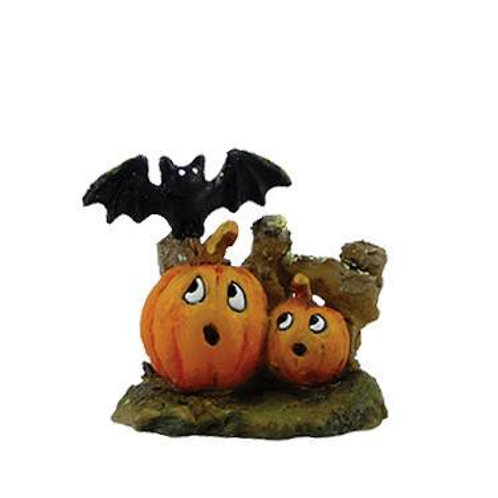 Spooked Pumpkins by Wee Forest Folk