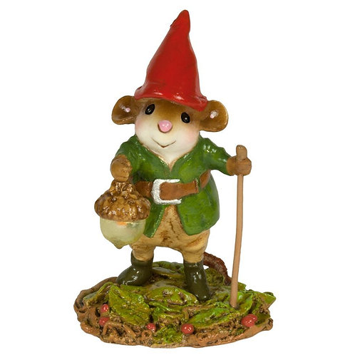 Roaming Gnome by Wee Forest Folk