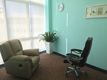 My workplace - therapy room