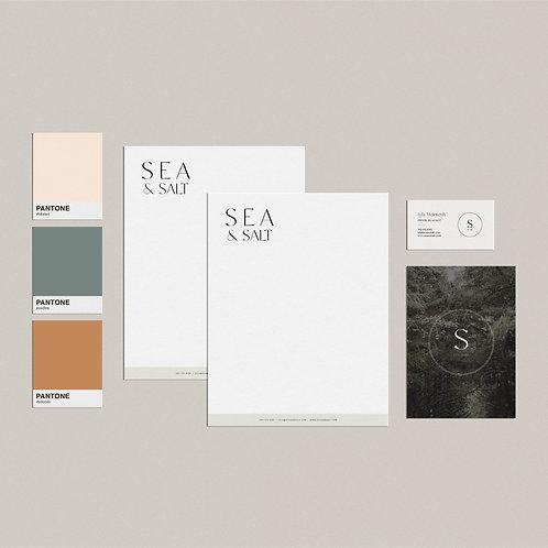 Brand Kit | Sea + Salt