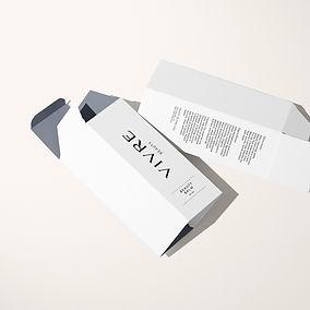 Beauty brand packaging design