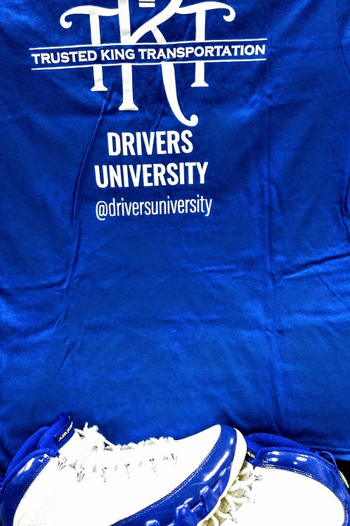 Classic TKT Drivers University T-shirt