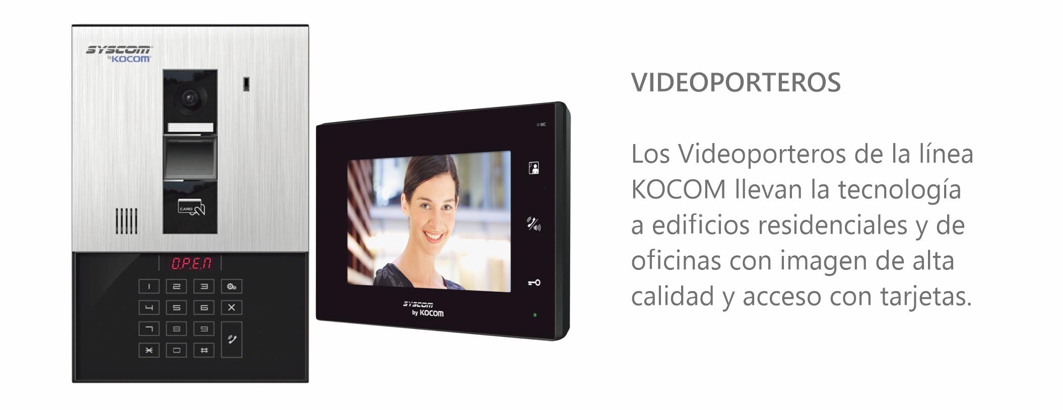 Kocom Videoporteros