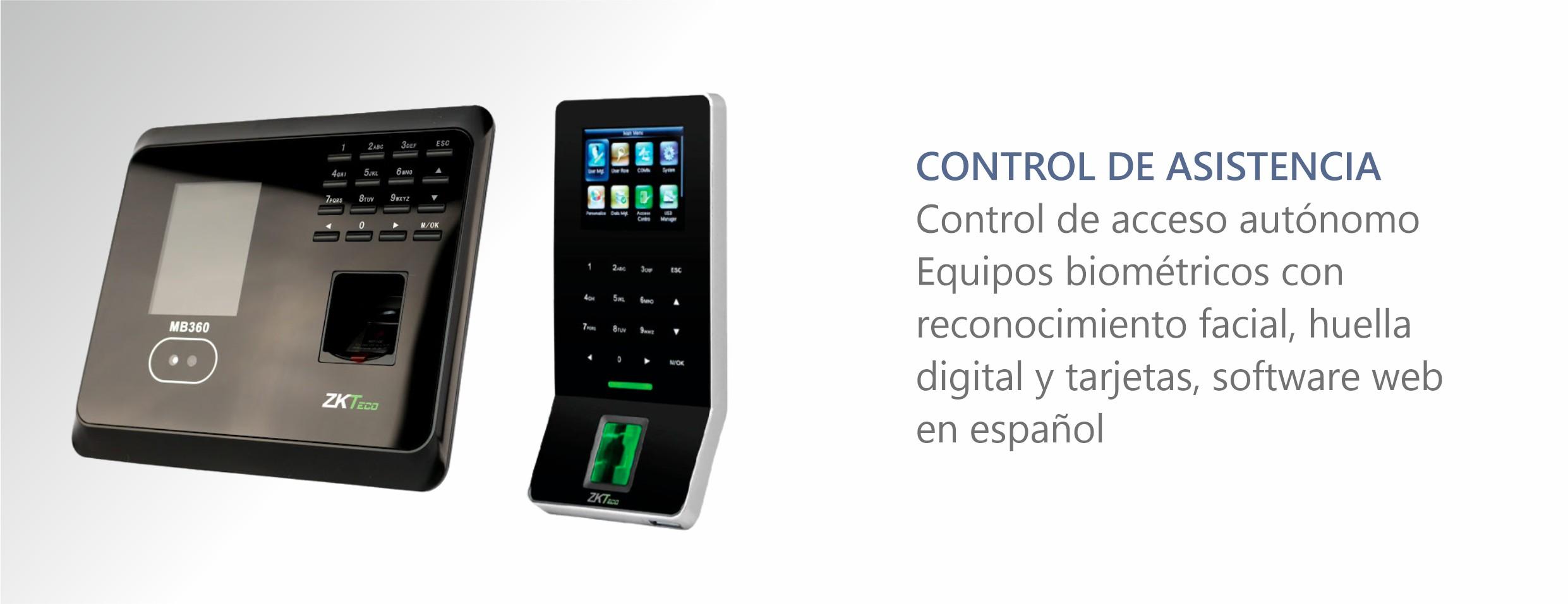 Biometricos autonomos