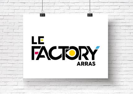 Logo Le Factory Arras
