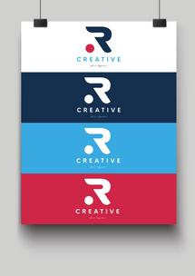 Logo R Creative