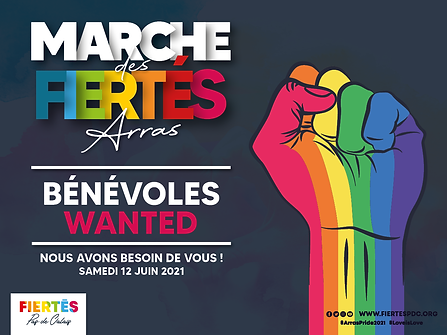 Benevole wanted 2021 - Pride Fiertés.png
