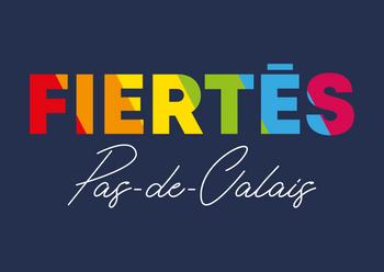 Logo Fiertés Pas-de-Calais