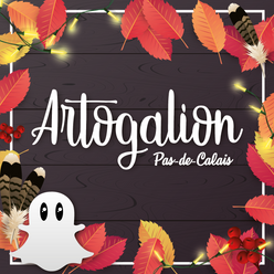 Logo Artogalion Halloween