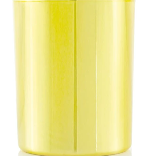 Private Label Gold Platted Glass 8oz | 48 Candles