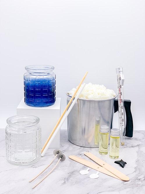 Blocks Candle Making Kit