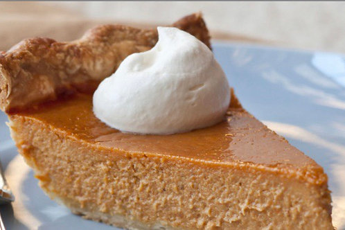 Whipped Pumpkin Mousse