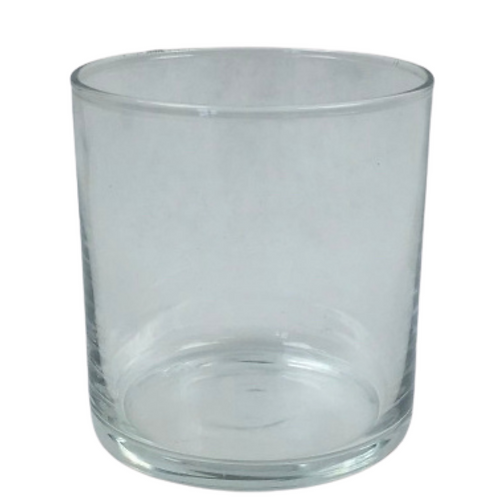 Clear Glass Tumbler 11oz | 36 Candles
