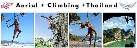 Banner plain Thailand Aerial + Climbing