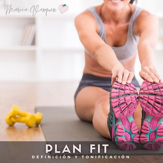 Plan Fit - Fit meal plan