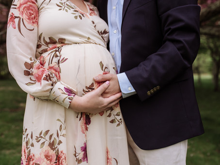 A Stunning Maternity Session in RI