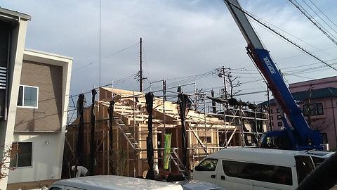 天竜材で家を建てる