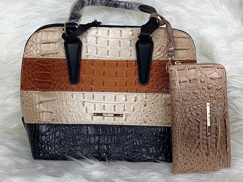 Bag plus Wallet