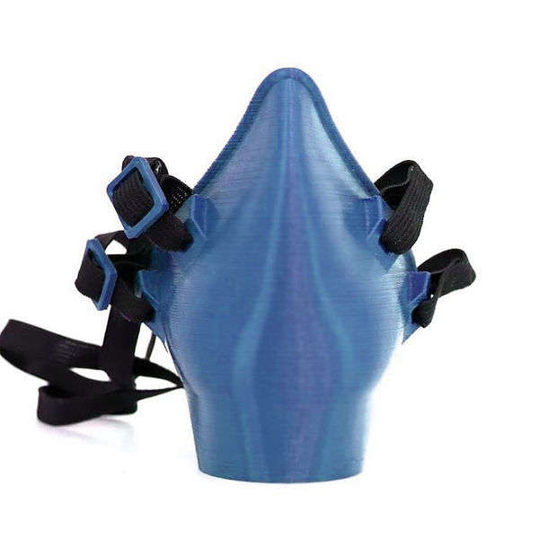 maschera-polimero-stampato-antibatterico