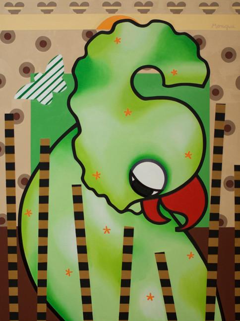 LA TACAÑA (The stingy parrot)