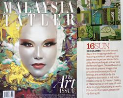 MALAYSIAN TATLER magazine