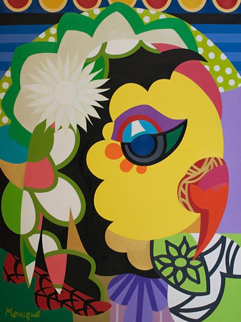 LA SOBERBIA (The proud parrot)