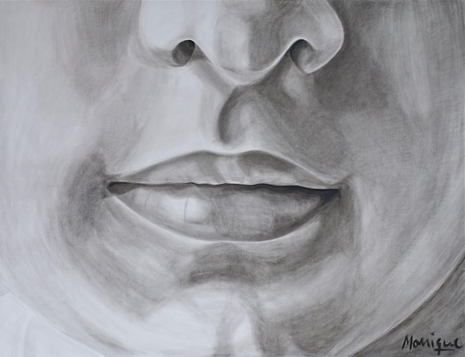 BOQUITA NO PINTADA AÚN (Lips without lipstick yet)