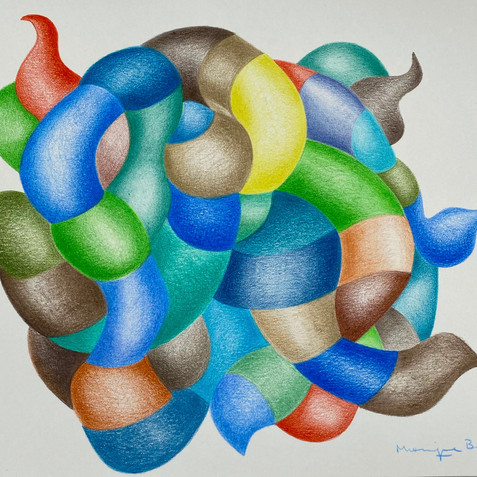 UNTANGLING MY THOUGHTS