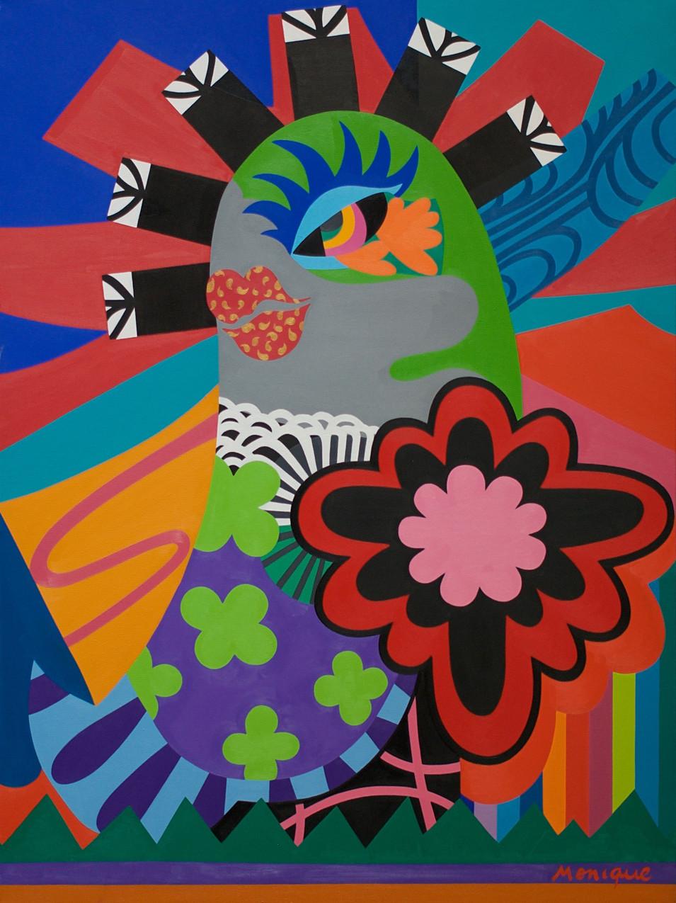 LA LUJURIOSA (The lustful parrot)