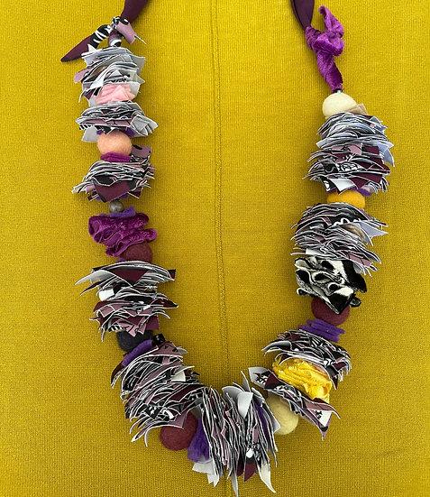 Olivia Necklace - Handcrafted by Monique Baqués