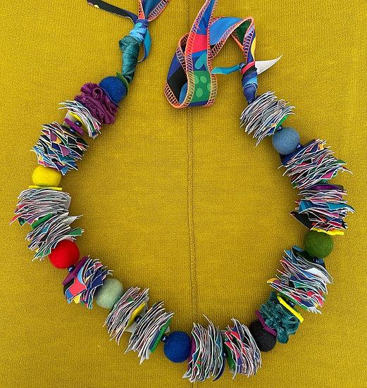 Jimena Necklace - Handcrafted by Monique Baqués