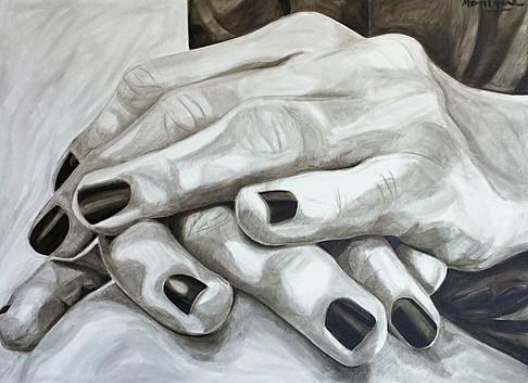 MIS MANOS (My hands)