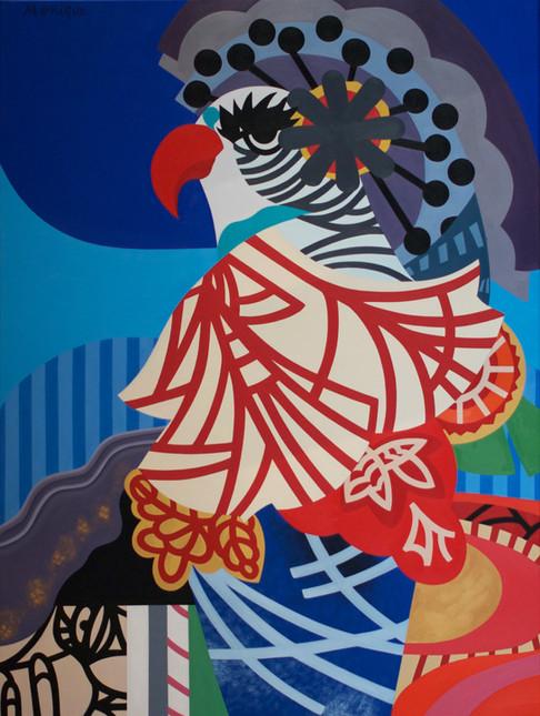 LA ENVIDIOSA (The jealous parrot)